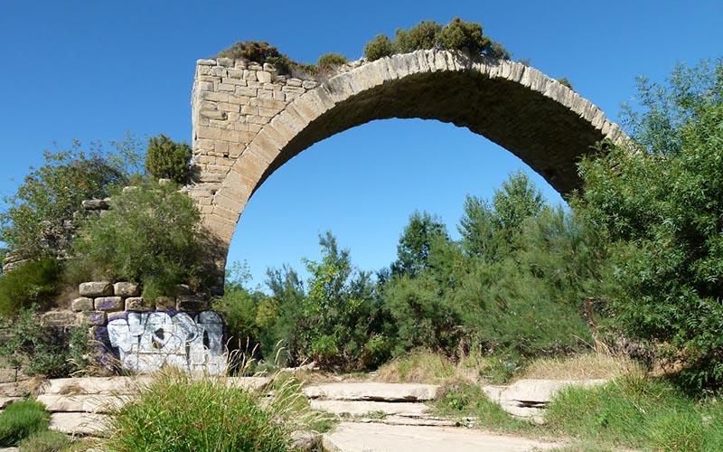 Proyecto de recuperación y consolidación del Puente Mantible