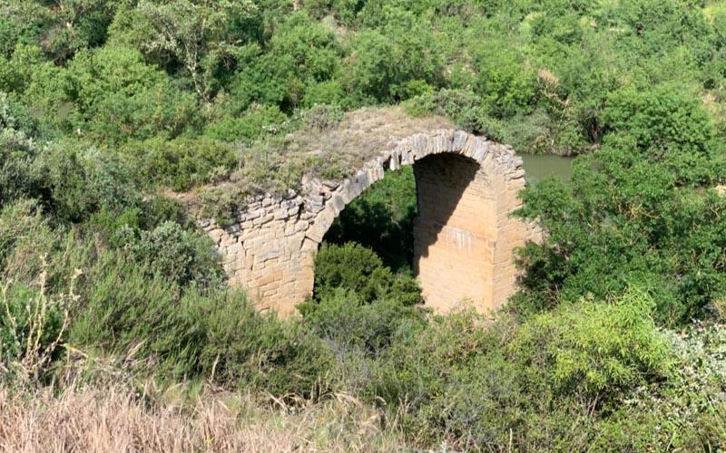 Puente Mantible y El Cortijo