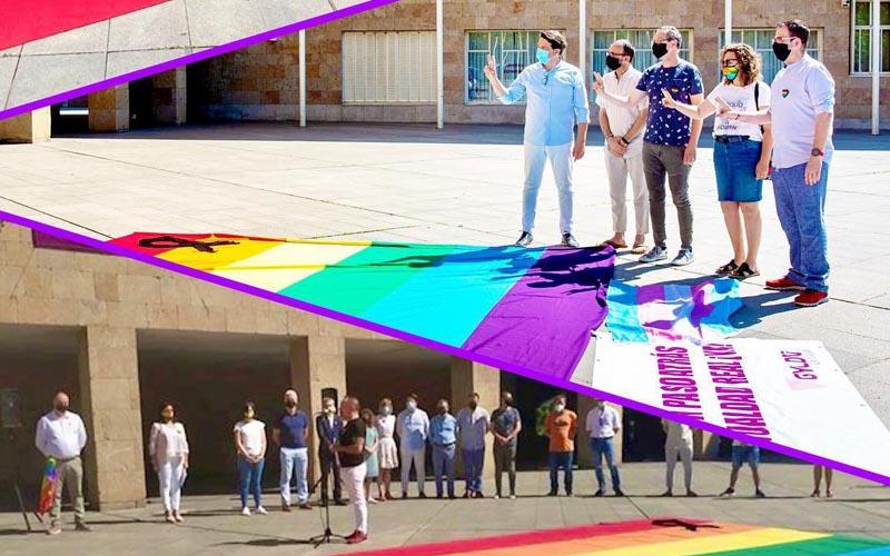 Más orgullo y más visibilidad LGTBI que nunca